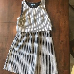 Cynthia Rowley Sleeveless Knee Length Dress